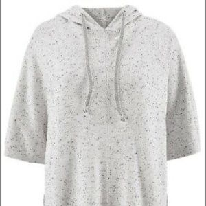 CAbi Tops - CAbi Speckle Heather Grey Pull Over